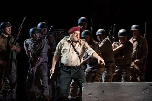 Don Pizarro in Fidelio for Pacific Opera Victoria