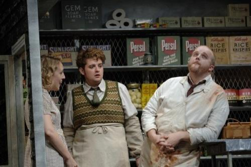 Sid in Albert Herring for the Aldeburgh Festival (with Allan Clayton & Cerys Jones)