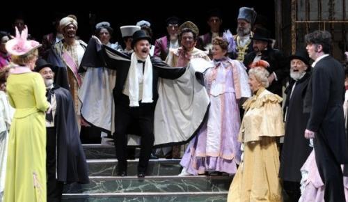 Dr Falke with Opera Hamilton