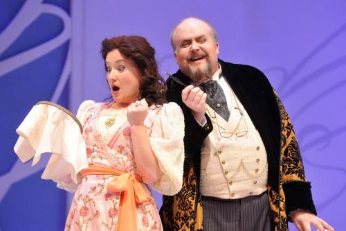 Dr. Bartolo in Barber of Seville for Opera de Québec (with Julie Boulianne as Rosina)