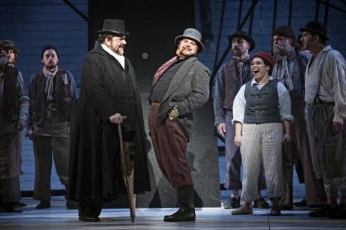 Mr. Stubb in Heggie's Moby Dick (with Ben Heppner)