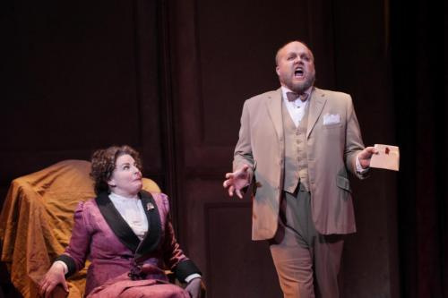 Bartolo in Nozze di Figaro for Opera Lyra Ottawa (with Lynne McMurtry as Marcellina)