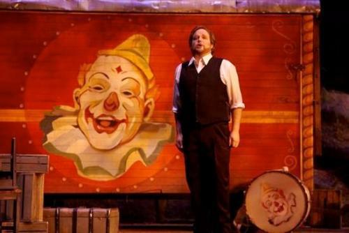 Silvio in Pagliacci for Calgary Opera