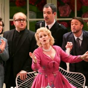 Vicar Gedge in Albert Herring for Vancouver Opera