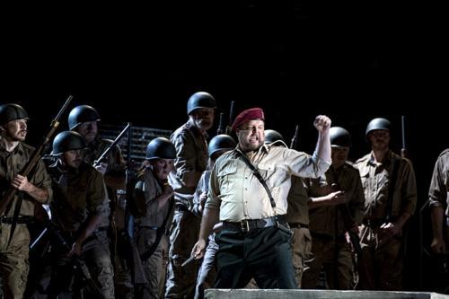POV Fidelio Act One Aria