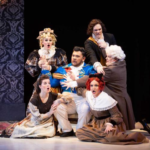 La Cenerentola - Act 2 Sextet
